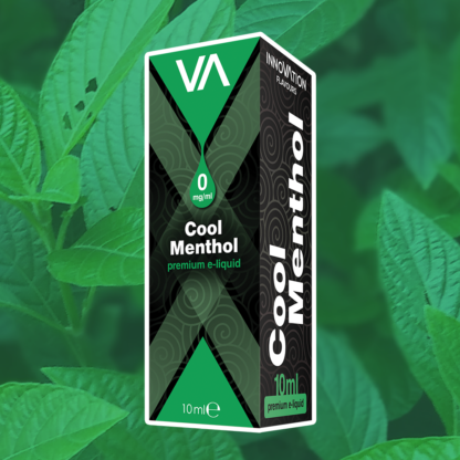 INNOVATION Cool Menthol vape juice has a fresh menthol flavour with a lasting and cool aftertaste.