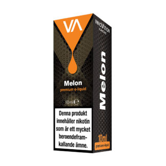 INNOVATION Melon E-juice has Melon taste, aftertaste-astringent, sweet.